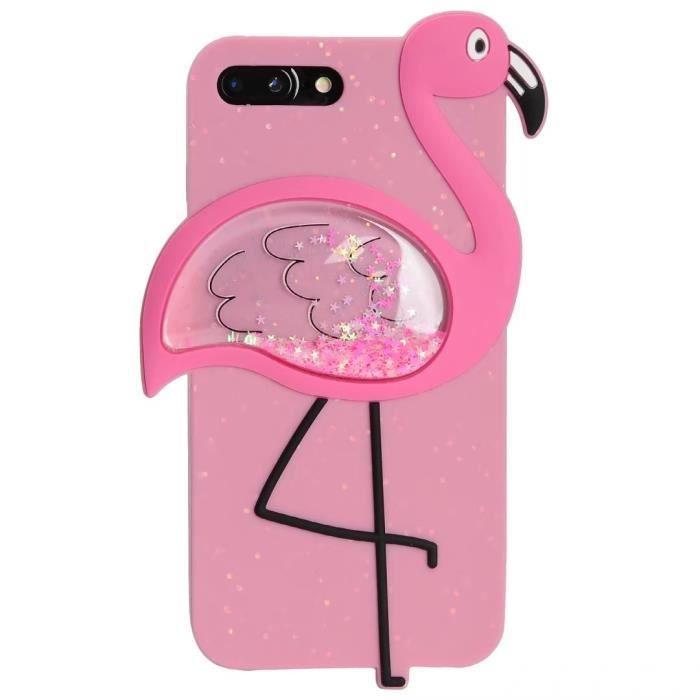 coque flamant rose iphone 7