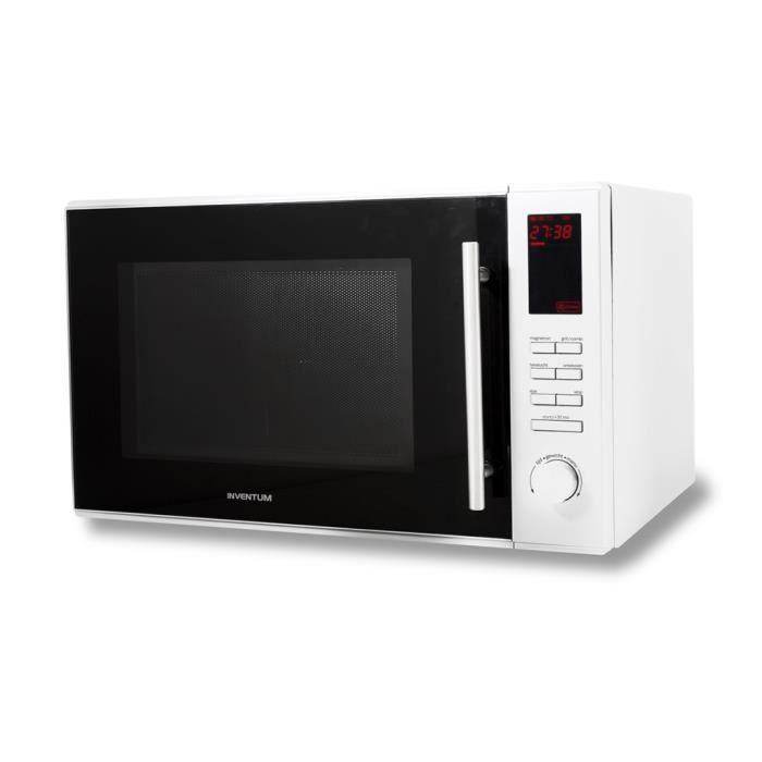 Inventum combinaison four à micro-ondes 30 L 900 W blanc MN304C ...