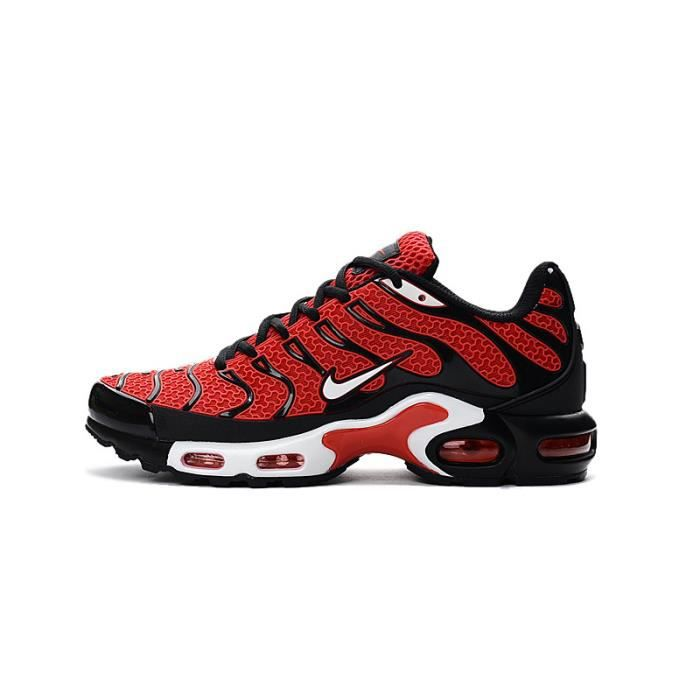2017 nike air max tn baskets chaussures de sport rouge rouge rouge achat vente espadrille. Black Bedroom Furniture Sets. Home Design Ideas
