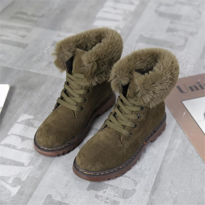 Botte Des Neiges Durable 2018 Chaussures AntidéRapant 070k8r