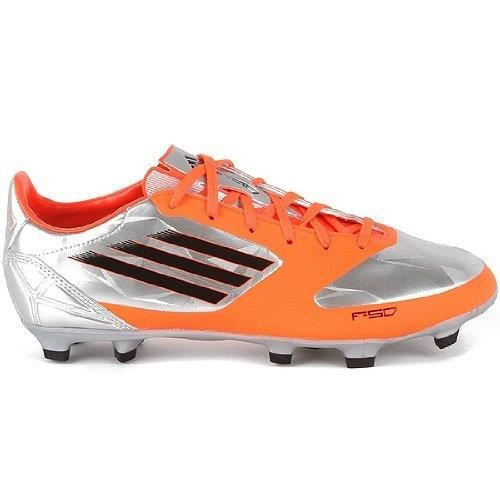 reputable site cc588 e9891 Adidas Performance F30 TRX Chaussures de football Spikes Chaussures Baskets  gris 1PZC24 Taille-40 1-2