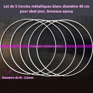 Anneau pour attrape reve achat vente anneau pour - Cercle pour attrape reve ...
