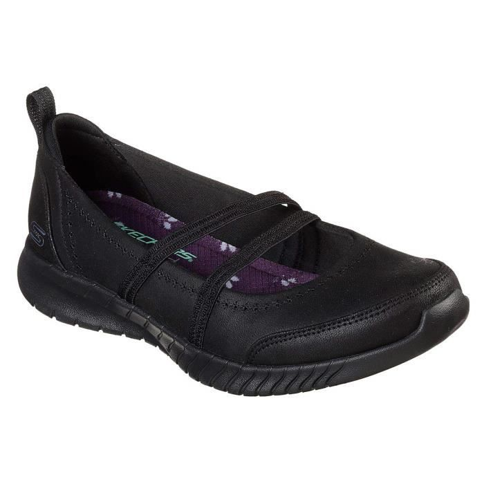 Femmes Mary 40 2 Lite Pr3bf 1 Good Baskets Vague Nature Skechers Taille Jane f6Yb7gy