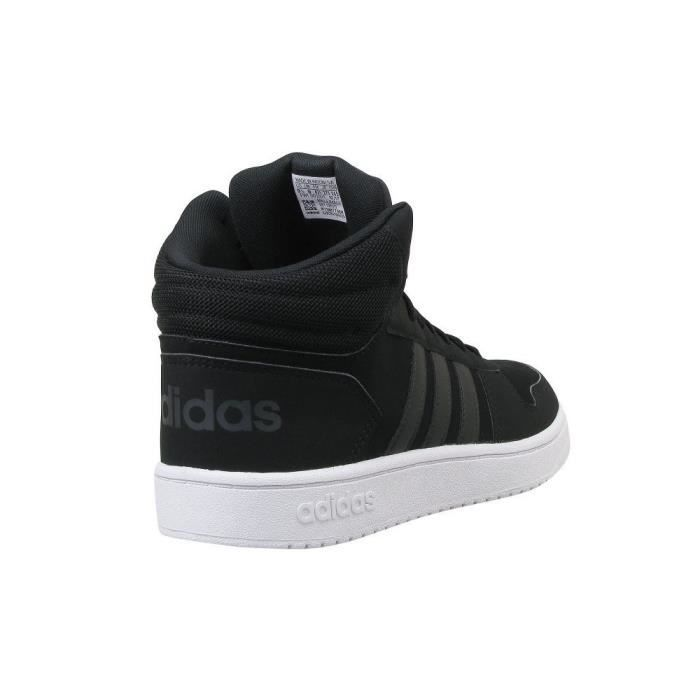 Chaussures Adidas Hoops 20 Mid MBy1oX
