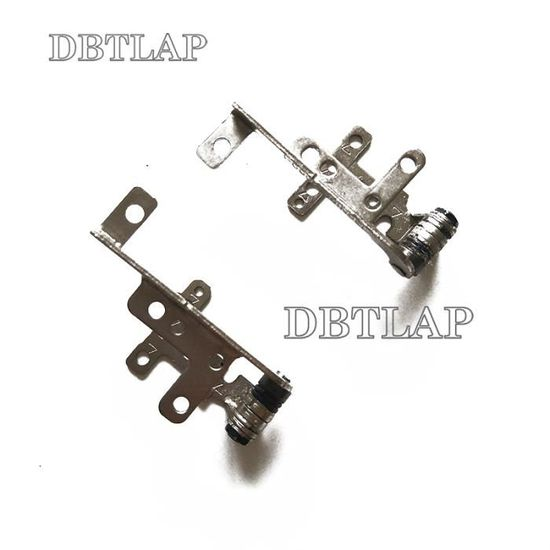 Right Hinges DBTLAP LCD Hinges Compatible for Asus U36 U36S U36SD 13GN1810M050-1 13GN1810M060-1 U36SG U36J U36JC Laptop Left
