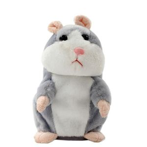 ANIMAL VIRTUEL Magique parlant Hamster Pulse Toy