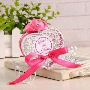 BOITE DE RANGEMENT 1pc nouvelles boîtes à bonbons romantiques carriag