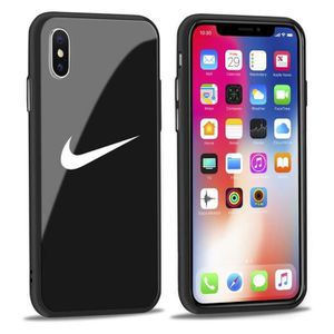 coque iphone x transparente golf