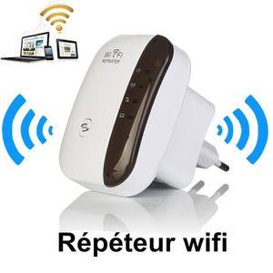 SERVEUR RÉSEAU Répéteur Wifi 300Mbps Universel Wifi-N avec Prise