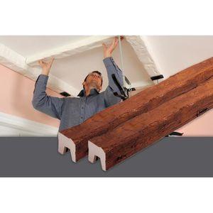 poutre polyurethane achat vente pas cher. Black Bedroom Furniture Sets. Home Design Ideas