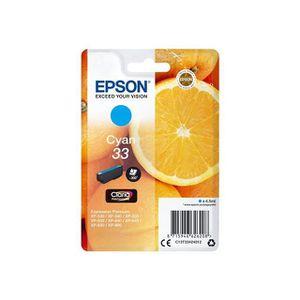 CARTOUCHE IMPRIMANTE EPSON Cartouche T3342 - Oranges - Cyan