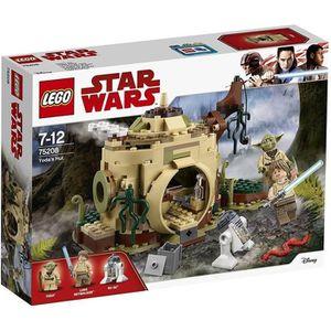 VOITURE À CONSTRUIRE LEGO® Star Wars™ 75208 La Hutte De Yoda
