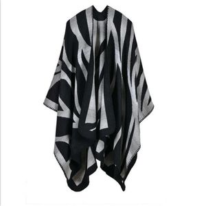 GILET - CARDIGAN Pull Gilet Femme Poncho Chale Cape Femme 518f0e780a9