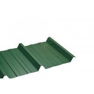 PLAQUE - BARDEAU Bac acier laqué - Régulé 1045 0.63mm - L: 200 cm -