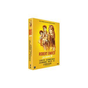 DVD FILM Coffret Robert Enrico - 5 films (La Belle vie + Le
