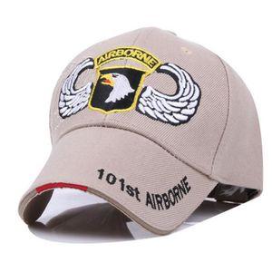 CASQUETTE SHLK® 1pcs The U.S. 101st AIRBORNE Casquette de ba