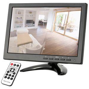 ÉCRAN VIDÉOSURVEILLANCE Moniteur IPS 10,1 pouces HD 1280 * 800 LED avec po