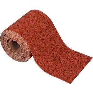 ROULEAU ABRASIF WOLFCRAFT 1 Rouleau de papier abrasif - Grain 80 -