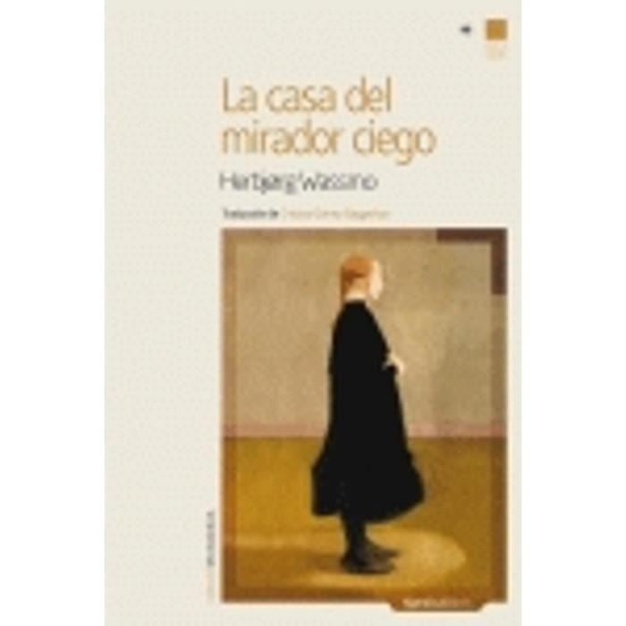 8c277befa1b5e Livre en espagnol -19.casa del mirador ciego. (letras nordicas ...