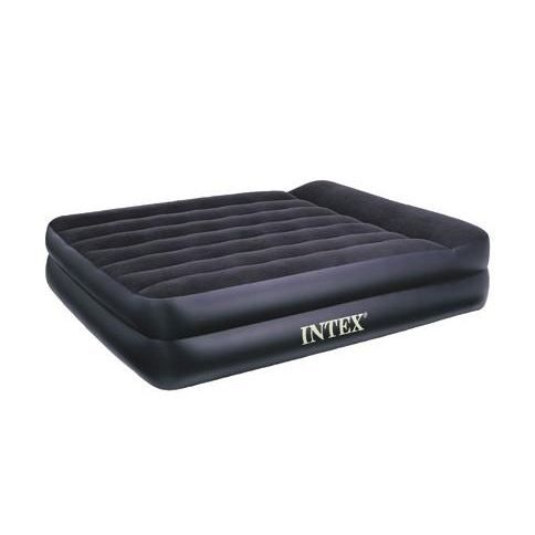 Matelas Oreiller Queen Intex Achat Vente Lit Gonflable Airbed