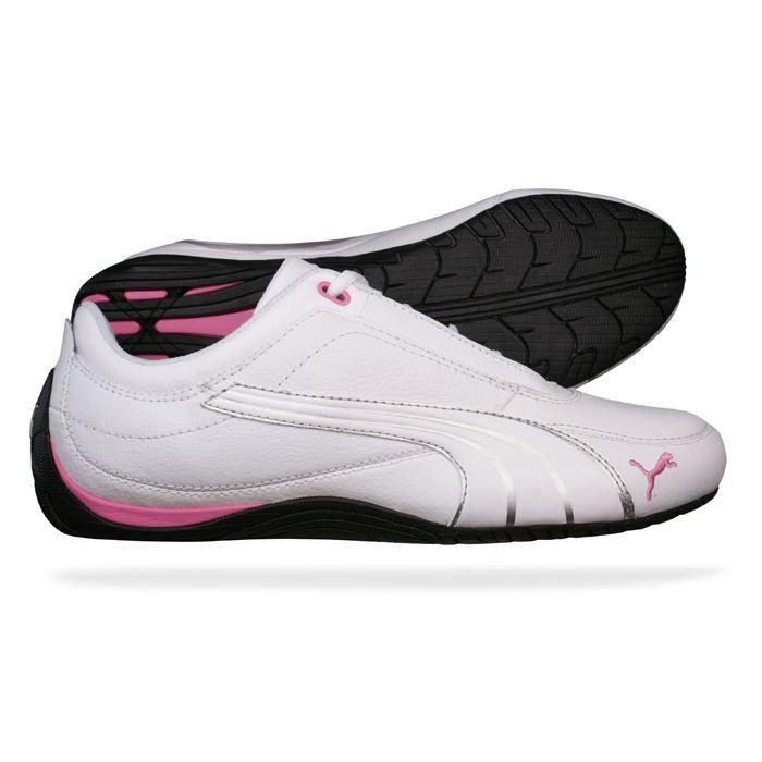 Cat 4 Basket Femmes Vente Cuir Drift Puma Cha… Blanc Achat wqRC1n5