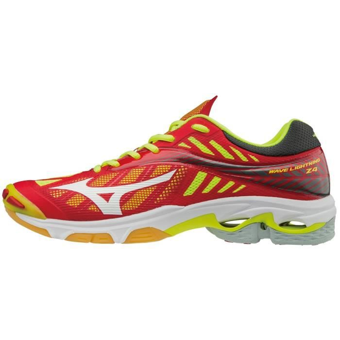 huge selection of 08948 1c598 Chaussures de volleyball Mizuno Wave Lightning Z4