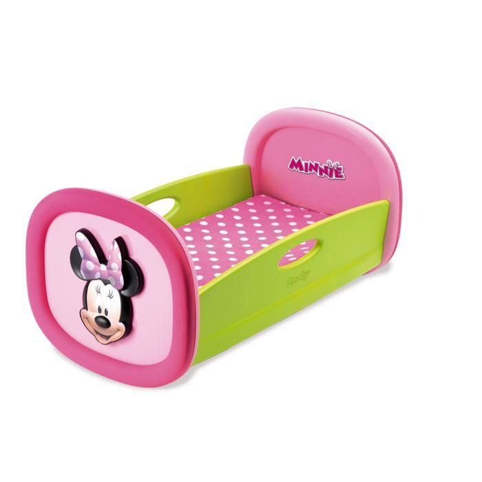 minnie lit bascule poup e achat vente accessoire poupon cdiscount. Black Bedroom Furniture Sets. Home Design Ideas