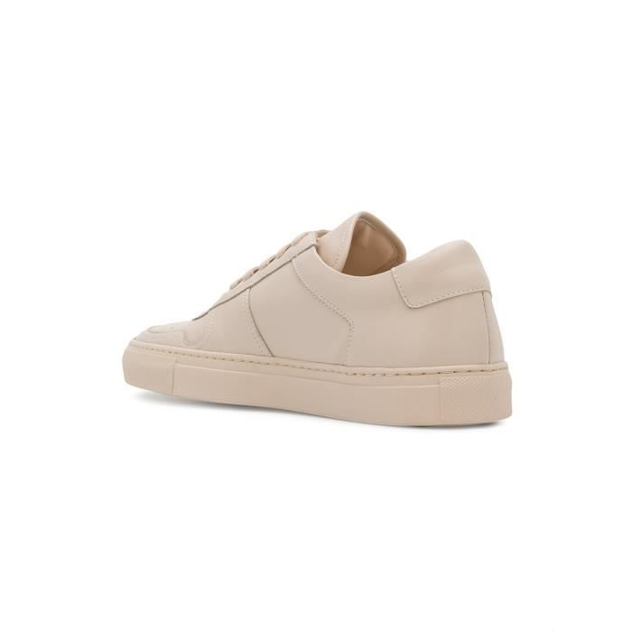 COMMON PROJECTS HOMME 2128600 BEIGE CUIR BASKETS