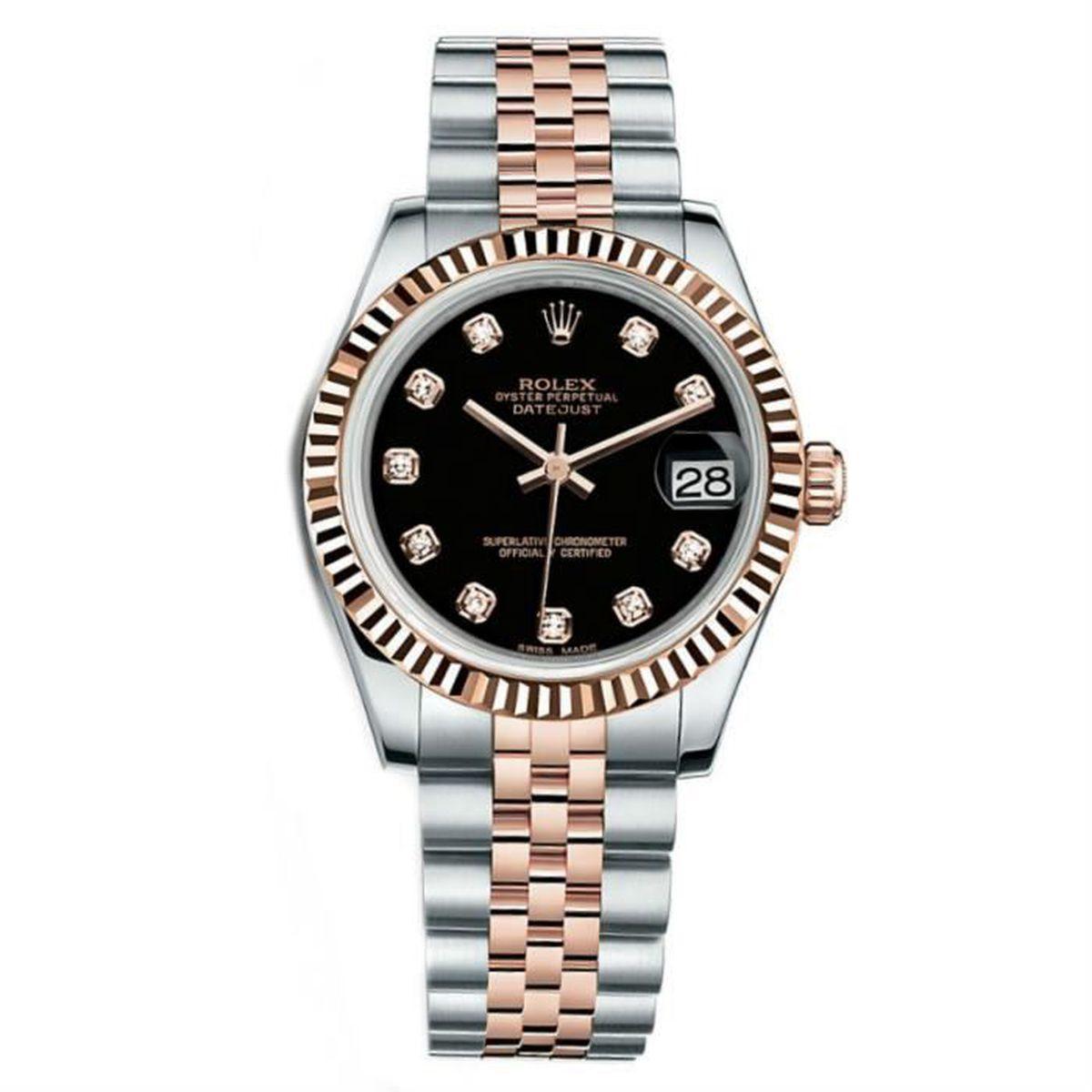 e25641479c5 Rolex Lady Datejust m178271-0017 Montre - Achat   Vente montre Rolex ...