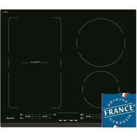 sauter spi4664b table de cuisson induction 4 foyers 7200w l60 x p51cm rev tement verre. Black Bedroom Furniture Sets. Home Design Ideas