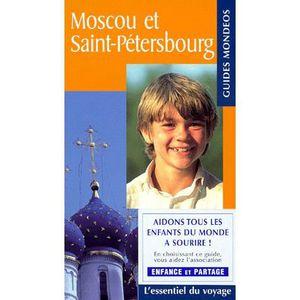 GUIDES MONDE Moscou et Saint-Pétersbourg
