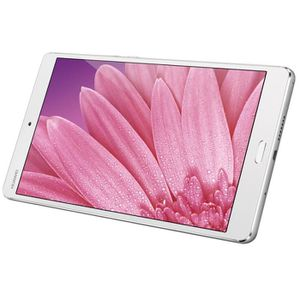 Huawei Tablette Tactile - Mediapad M3 - 8,4'' - Stockage 32Go - 4Go RAM - Android 6 - Octa-Core - 4G - Argent
