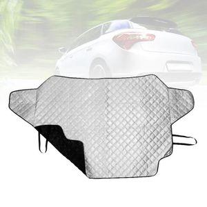 PORTE-PLANCHE A VOILE Pare-brise pliable auto voiture épaissie magnétiqu