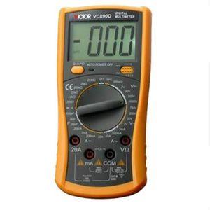 Dt9205 A Voltmètre Multimètre Numérique Ampèremètre Testeur De Capacité 9 V Instruments De Mesure Bricolage