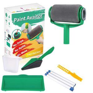 ROULEAU DE PEINTURE Destock-France® Paint Aviator 9Pcs Kit de Rouleau