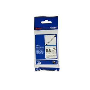 PAPIER THERMIQUE BROTHER Rubans thermo retractable - L1,5m x l8,8mm
