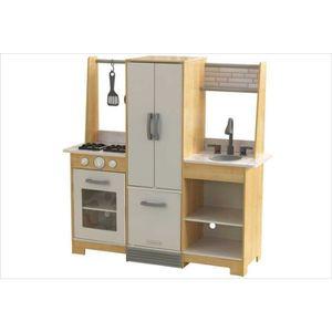 DINETTE - CUISINE Cuisine dinette design moderne couleur blanche et