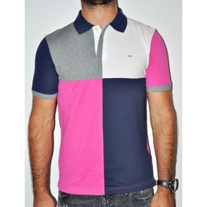251f5f0a47 Polo rose homme - Achat / Vente Polo rose Homme pas cher - Cdiscount
