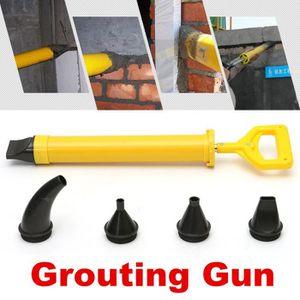 BRIQUE - PARPAING NEUFU Mortier Pistolet Brique Pointage Grouting Co