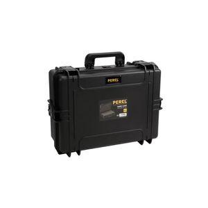 VALISETTE - MALLETTE Mallette rigide - 555 x 428 x 211 mm - avec mousse