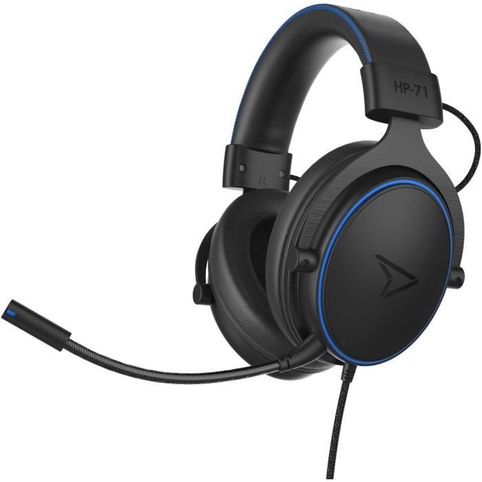 Casque SteelPlay Filaire HP71 Multi-Plateforme - Compatible...