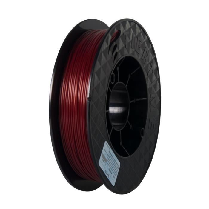 Tiertime Consommable 3D Filaments PLA UP Mini 2 - Rouge - 2x500g