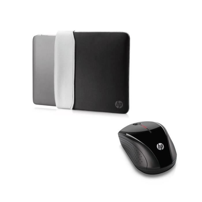 707bd40753 ... souris sans fil HP X3000. SACOCHE INFORMATIQUE HP Housse de protection  PC Portable Chroma Sleeve