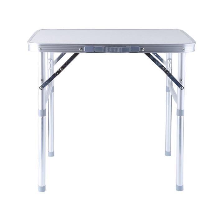 Table salon de jardin vendue seule - Achat / Vente pas cher