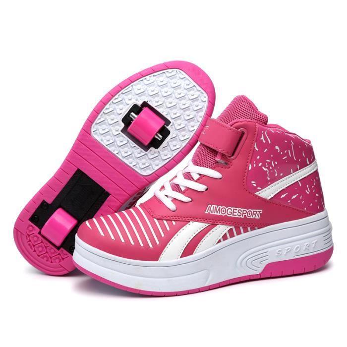 Enfant heelys chaussures Jazzy Junior filles garçons heelys roller skate pour enfants kids chaussures de sport avec roues FM2rWl