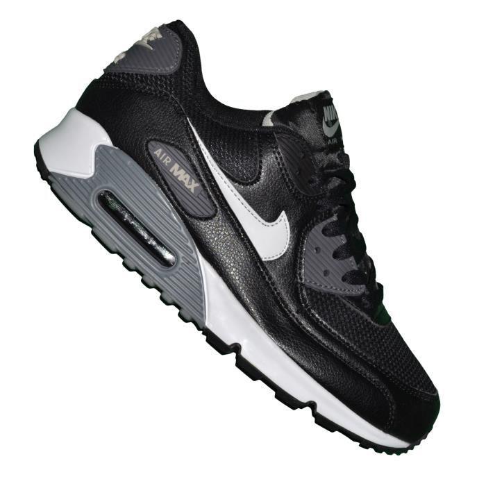 b22d5c2a1fd Nike -- Basket - Femme - Air Max 90 179 - Noir Noir - Achat   Vente ...
