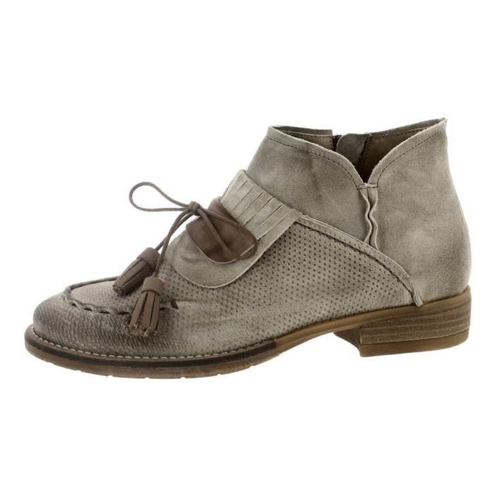 bottines / low boots porter femme dkode 12670