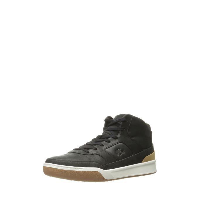 gris Noir Noir Lacoste Sneakers Homme F45w5IqOxR