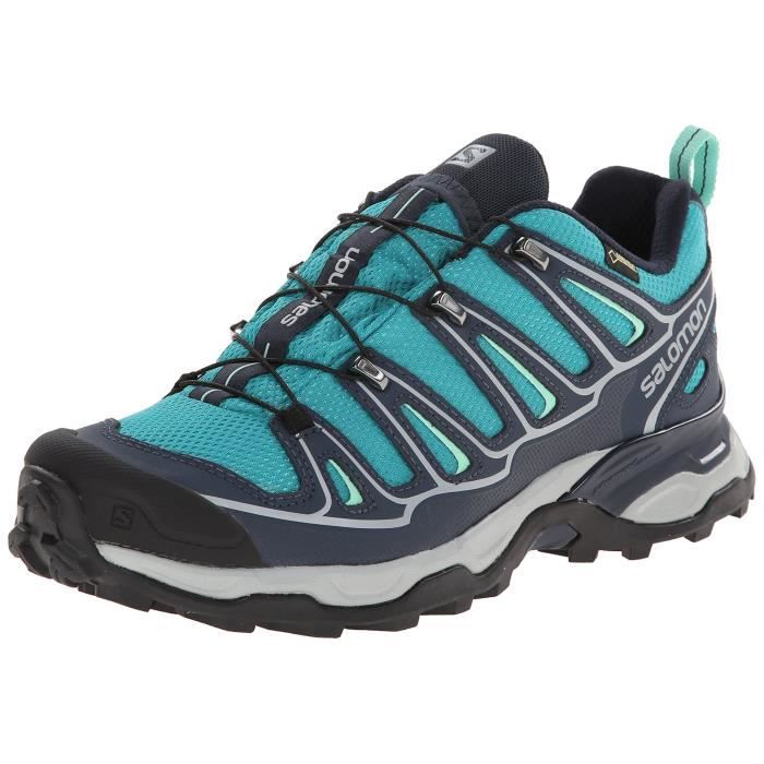 X Ultra 2 Gtx Randonnée Chaussures 3E90HY Taille 40 1 2