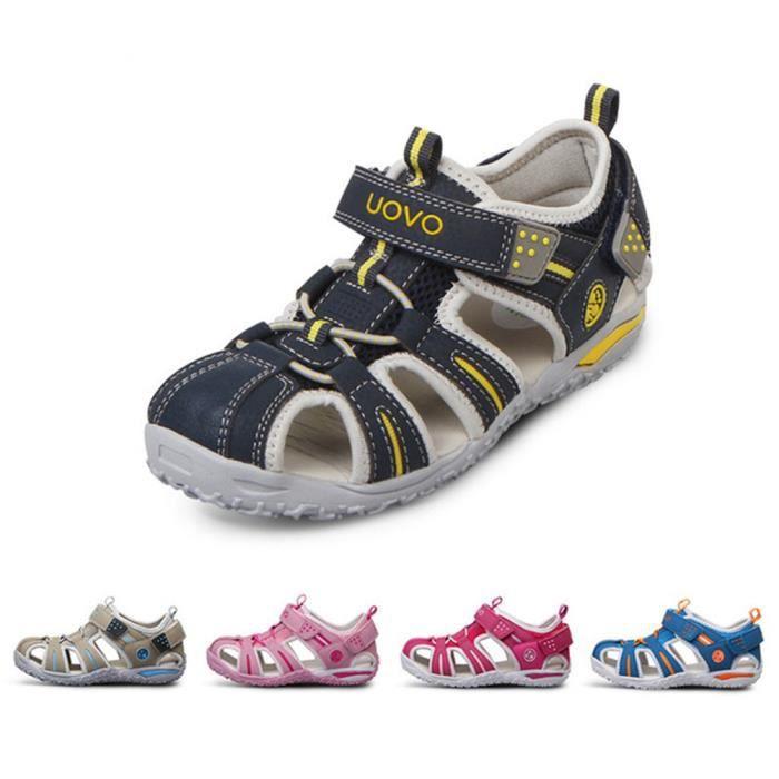 416139f5b2773 SANDALE - NU-PIEDS Stars® Sandales Garçon Fille Enfant Été Chaussures